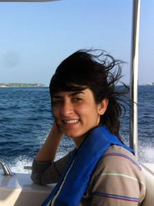 Danielle Gravon Olive Ridley Project Artist Editor