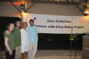 ORP-Coco Collection partnership ceremony