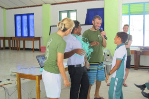 Olive Ridley Project at Thuladhoo school