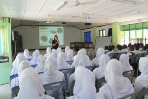 Thuladhoo school ORP workshop