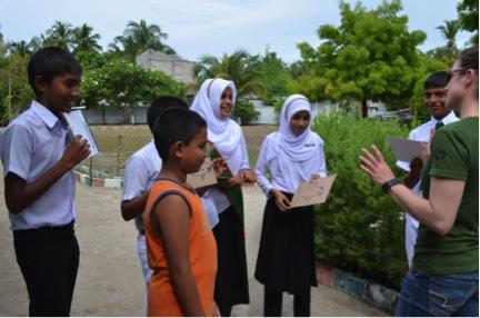 ORP's School Visit