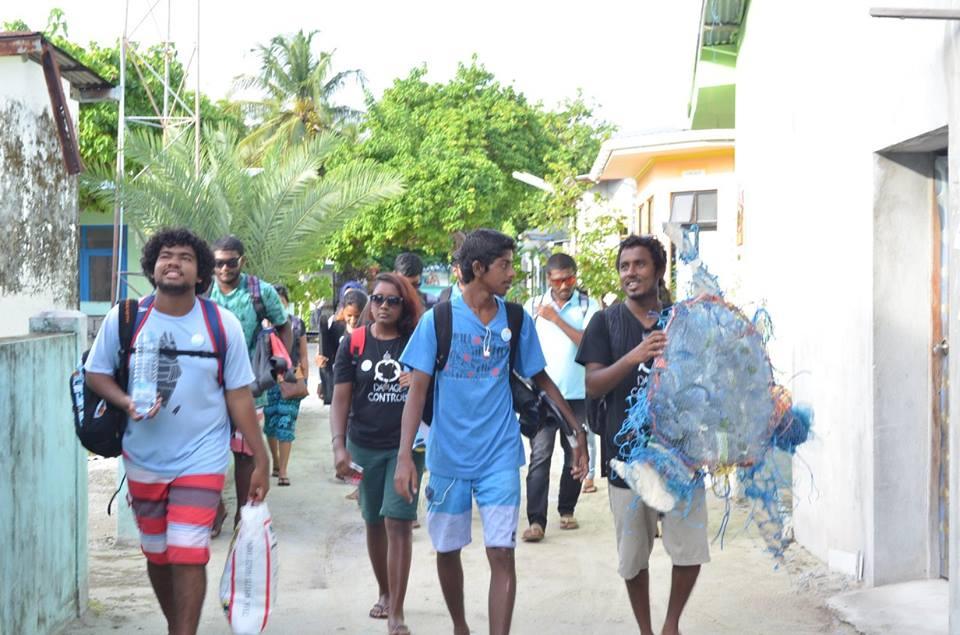 Maldives Whale Shark Festival
