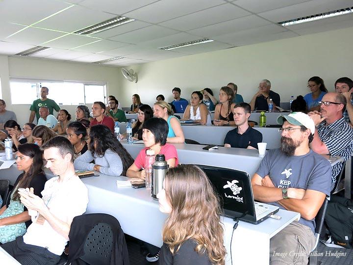 2016 International Sea Turtle Society (ISTS) Meeting In Lima, Peru