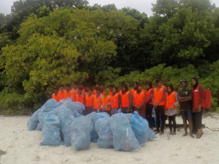 Community Outreach Maldives