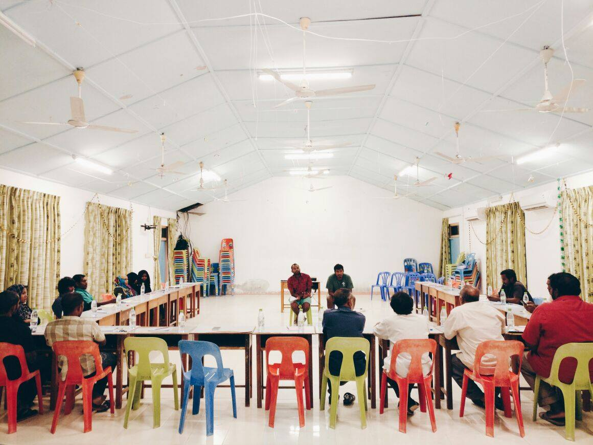 ORP-Maldives Update