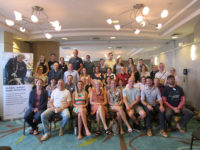 Group image of attendents at the Global Ghost Gear Initiative, Miami, 2016