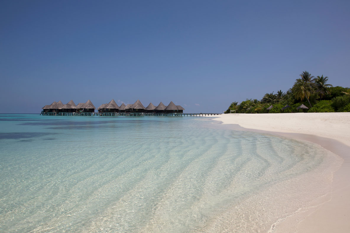 Beach and water villas Coco Plam Dhuni Kolhu Maldives
