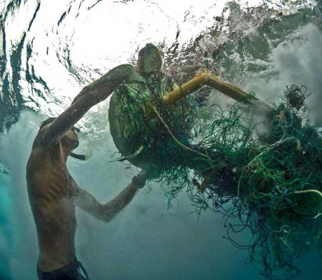 Removing Ghost Gear From The Ocean