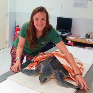 Dr. Claire Lomas, Consultant Veterinary Surgeon & Educator
