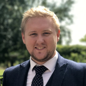 Matthew Shoulders, CGMA, Trustee Olive Ridley Project