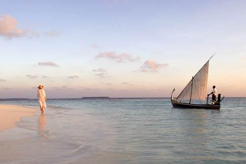 Sunset cruise on Coco Palm Dhuni Kolhu