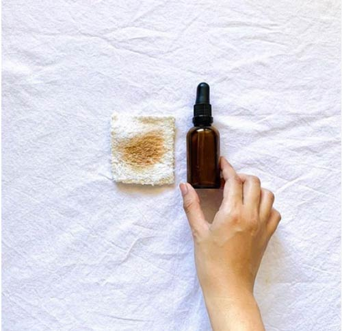 DIY make up remover.
