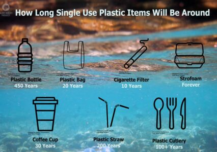 How To Avoid Single Use Plastic When Eating and Drinking On the Go