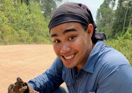 Rushan bin Abdul Rahman, Researcher (Spatial Ecology)