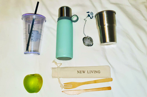 Tips to reduce your plastic waste
