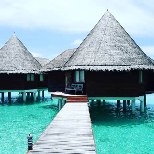 Lagoon villa ©Shiva Sawmy