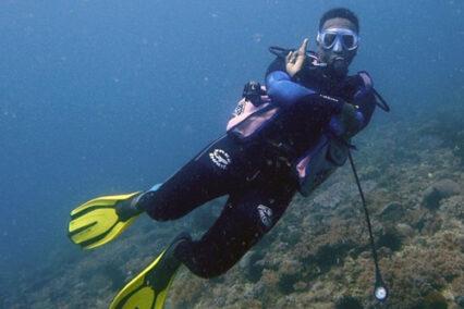 Becoming A Marine Biologist In Kenya