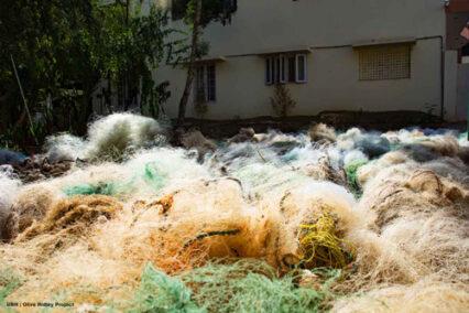 Reuse Of Ghost Gear & Obsolete Fishing Nets