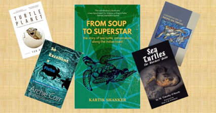 Turtle Book Club: Conservation