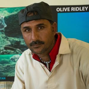 Asif Baloch, Field Coordinator, Pakistan