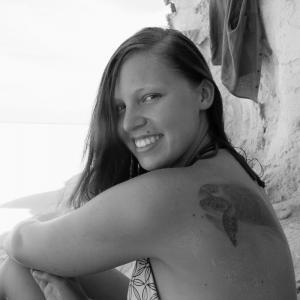 Dr. Stephanie Köhnk,  Sea Turtle Biologist and Educator